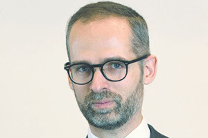 Adam Guibourgé-Czetwertyński, wiceminister klimatu i środowiska