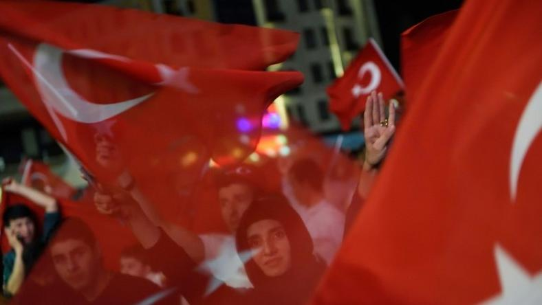 More than 100,000 people within the military, police, judiciary and education sector have been arrested, suspended or sacked so far in a crackdown on those alleged to have links to Turkey coup-plotters