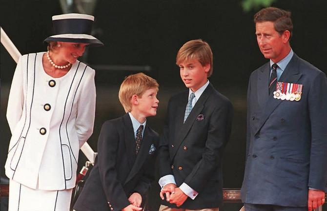 I prinčevi Vilijam i Henri tek su nedavno saznali za ovo pismo