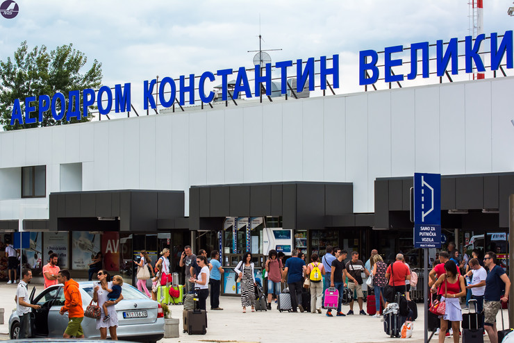 Niš, Aerodrom, Konstantin veliki