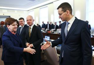 Mateusz Morawiecki: Niech dywidendy w większym stopniu wspomogą inwestycje