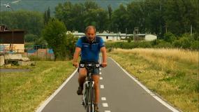 Turystyczna Jazda - Rowerowy Szlak Wokół Tatr - po słowackiej stronie