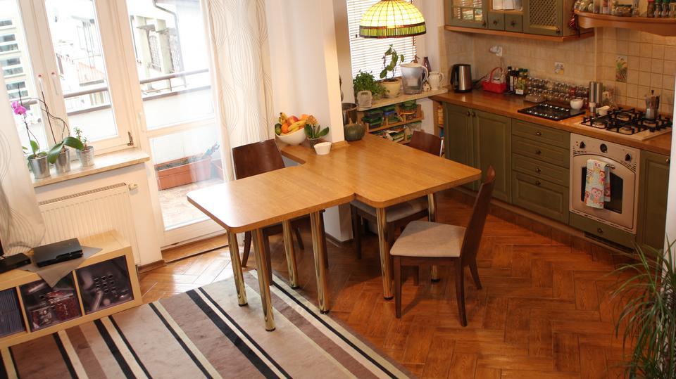 Mieszkanie Mariety Mareckiej