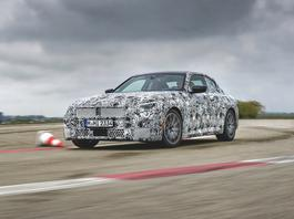 Nowe BMW serii 2 coupe – nadal zgodne z tradycją