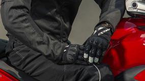 Rękawice Ixon RS Print VX HP – znakomity kompromis pomiędzy ochroną a wentylacją