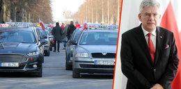 Karczewski ma żal do taksówkarzy. Chodzi o jego córkę...