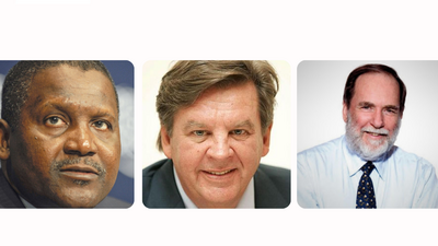 Aliko Dangote, four other Africans in Bloomberg Billionaires Index's top 500
