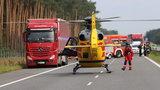 Koszmarna tragedia na A4. Nie żyje 24-latka i jej 2-letni synek