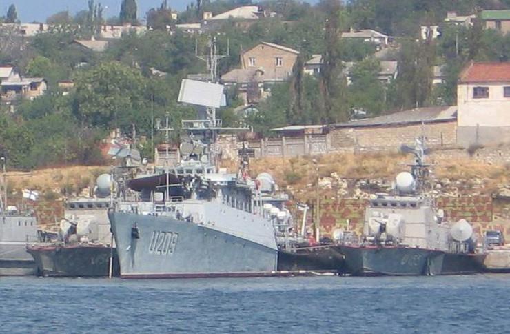 Ruska flota u Sevastopolju