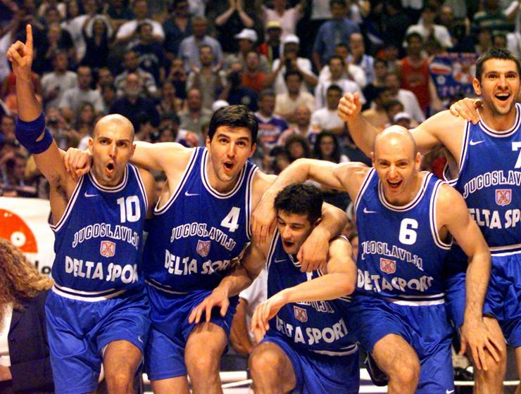 Košarkaši Atina 1998, SP