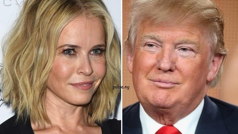 Chelsea Handler attacks Donald Trump on Instagram