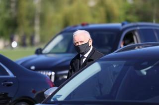 Kaczyński: Jest wielkim błędem, że człowiek wobec którego toczą się śledztwa, może być prezesem NIK