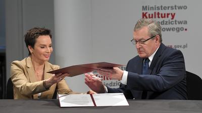 Destrukcja, buta i arogancja. Agnieszka Kamińska ma spore szanse zostać likwidatorką resztek publicznego radia w Polsce