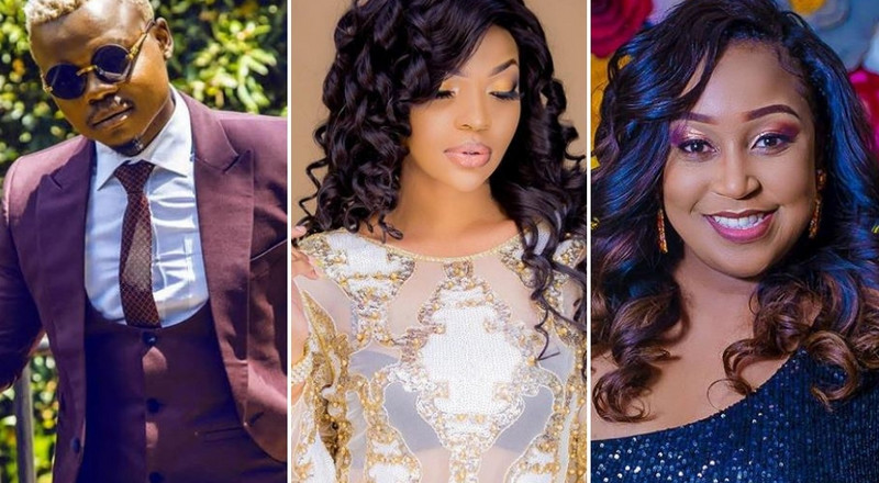 Shame on You Harmonize, Wema Sepetu faints, Betty Kyallo in Love & top stories on #UhondoMtaani