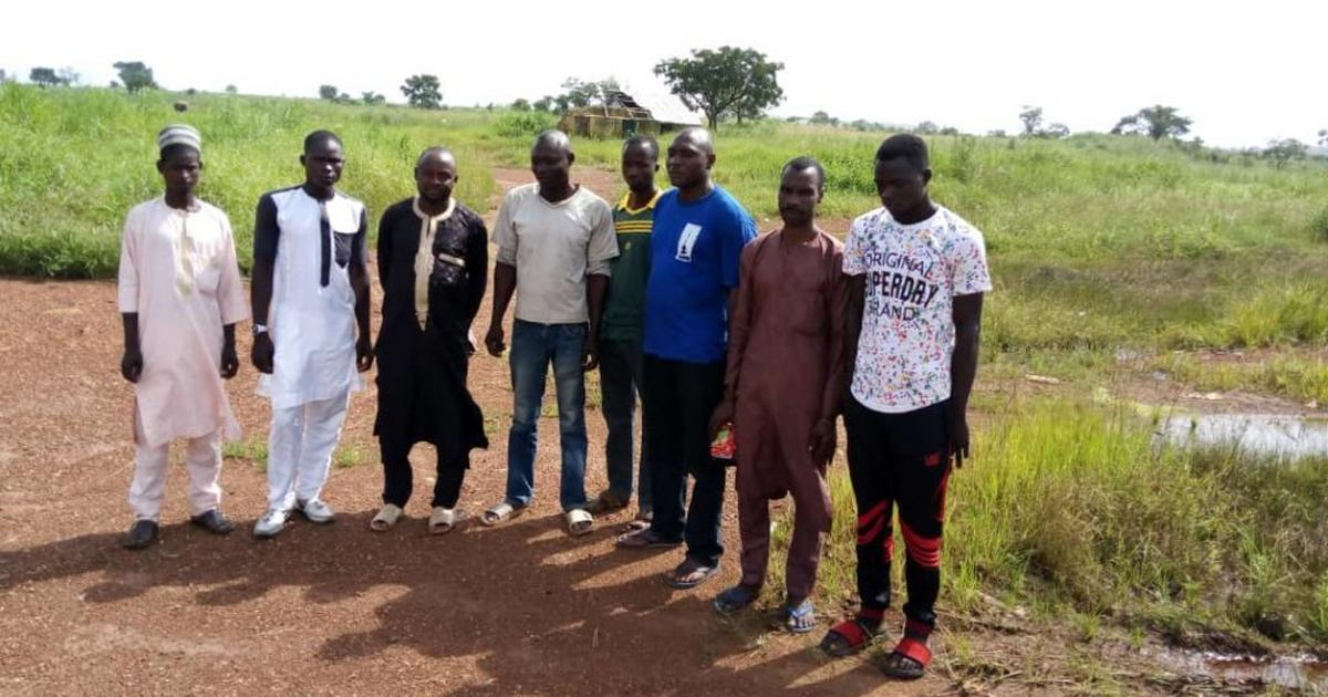 Troops rescue 8 kidnap victims in Kaduna - Pulse Nigeria