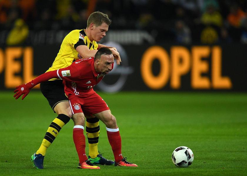 Borussia ograła Bayern