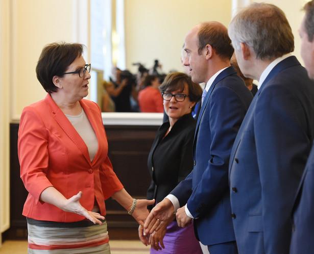 Posiedzenie Rady Ministrów.