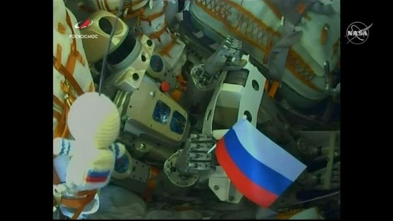 Fedor the robot's first space mission turned out to be its last