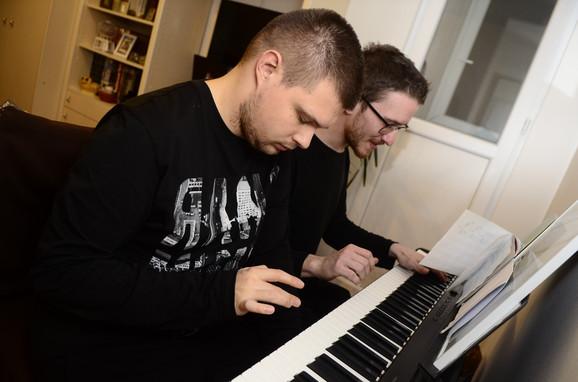 Omiljeni deo dana: Čas klavira