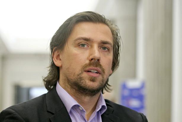 """Tomasz Kaczmarek, kiedyś """"agent Tomek"""""""