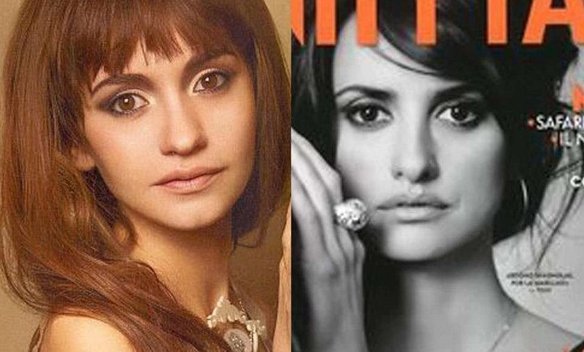 """Odtwórczyni roli Majki - Joanna Osyda, ma swoje 5 minut. Aktorka pojawiła się właśnie w zmysłowej sesji dla magazynu """"InStyle"""""""
