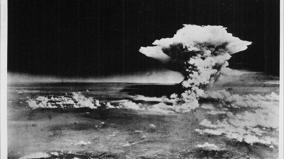 Wybuch bomby atomowej w Hiroszimie