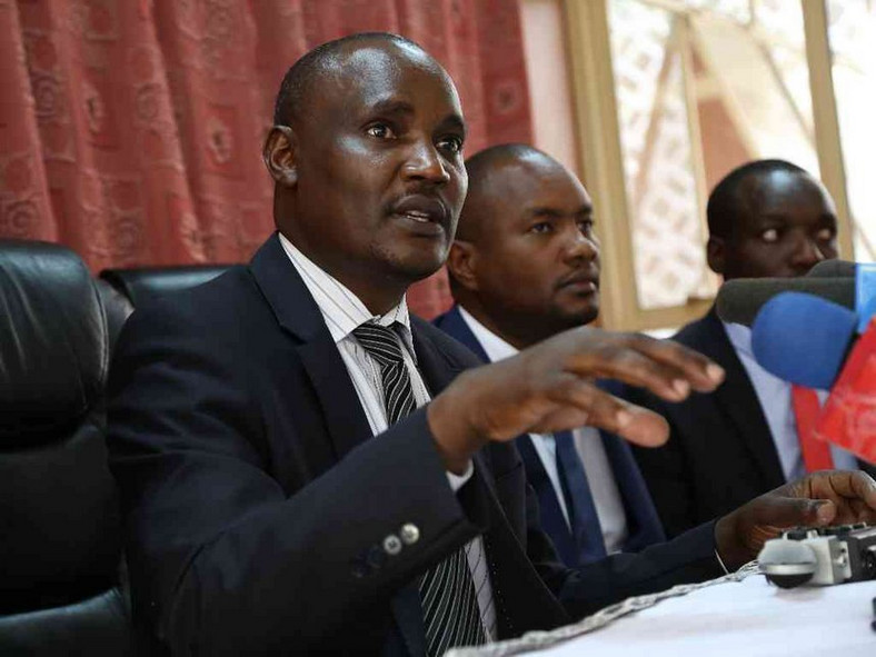 ODM party chairman John Mbadi