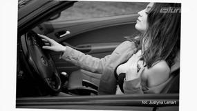 Nietypowa oferta sprzedaży samochodu. Właścicielka Saaba napisała poezję o aucie oraz wcieliła się w rolę modelki