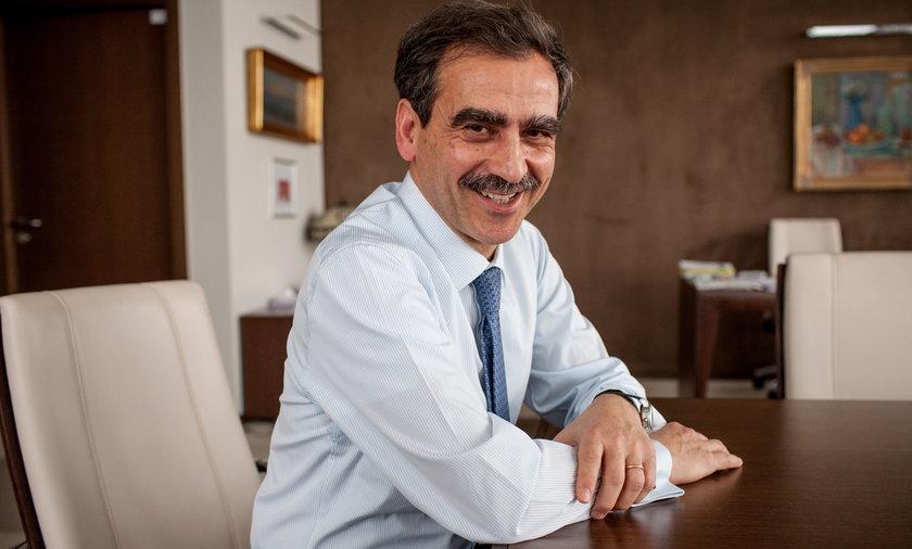Luigi Lovaglio zarobił ponad 50 mln zł w Pekao SA