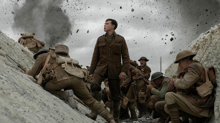"""1917"" - kadr z filmu"