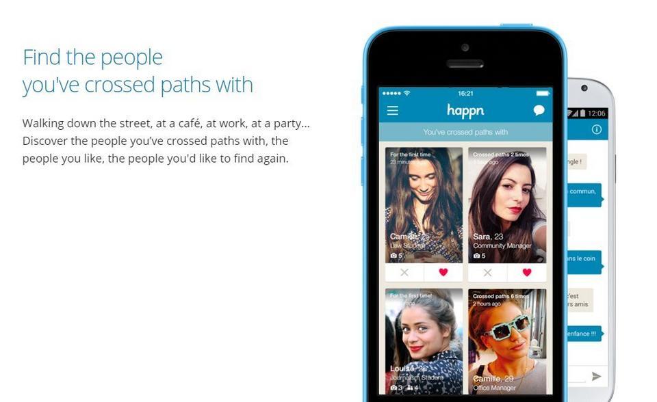 Nieznane aplikacje randkowe