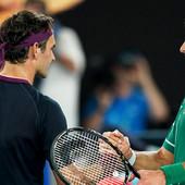 """Federer nahvalio Đokovića kao nikad pre i poslednjom izjavom NAJAVIO PREDAJU U GOAT TRCI: """"To što Novak radi je ludo!"""""""