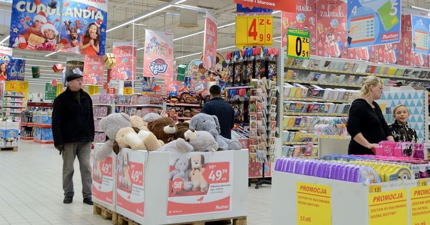 Hipermarkety w Polsce odchodzą powoli do lamusa