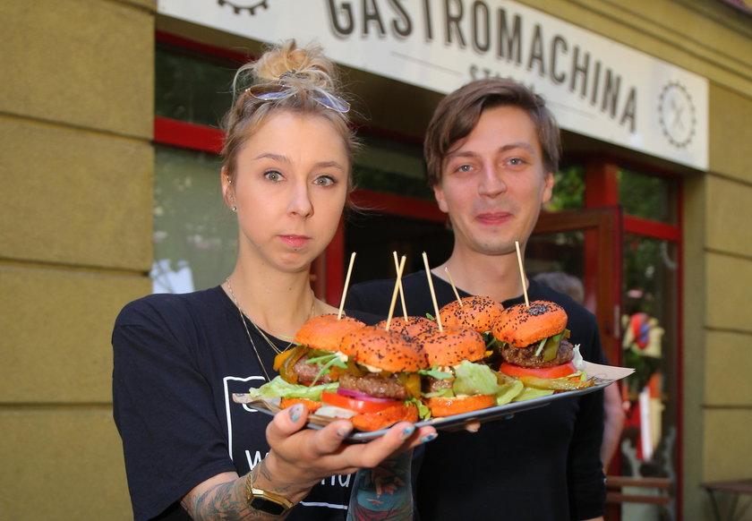 Festiwal Burgerów w Łodzi