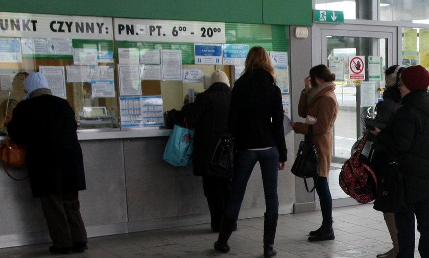 Wymiana biletów w Poznaniu