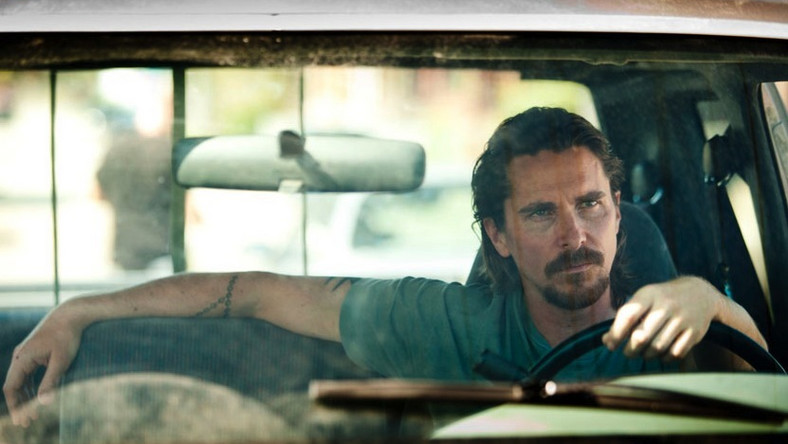 "Christian Bale w filmie ""Out of the Furnace"""