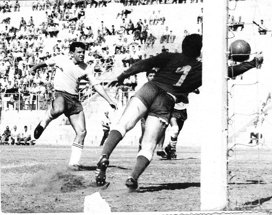 Jakob Grundman w czasach kariery piłkarskiej