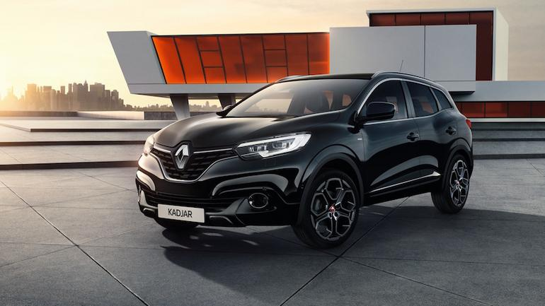 renault captur i kadjar w limitowanej serii night day. Black Bedroom Furniture Sets. Home Design Ideas
