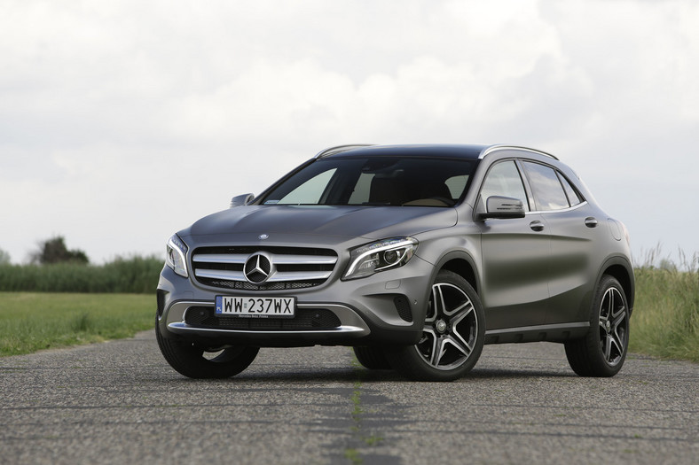 Mercedes GLA – crossover