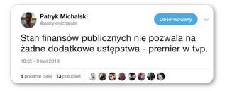 Od Polski w ruinie do Polski w ruinie [TWEET TYGODNIA]