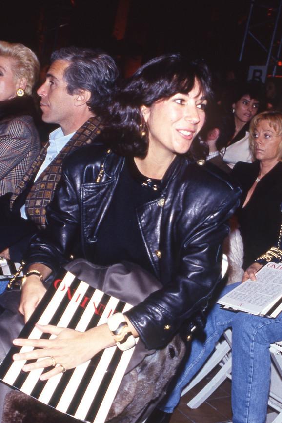 Gilen Epstajn 1992.
