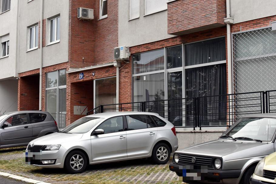 Zgrada u kojoj živi Nina Janković