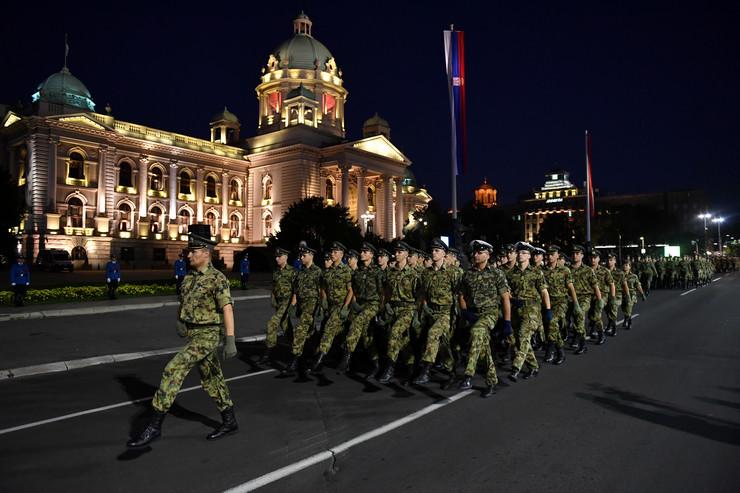 vojska promocija oficira