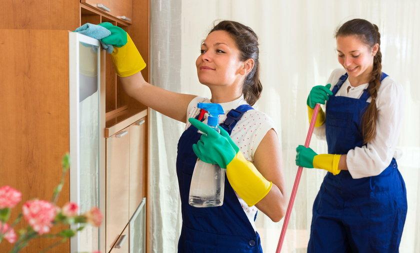 Ile zarabiają Polki sprzątające w Niemczech?