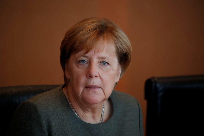 Kanclerz Angela Merkel ma polskie korzenie