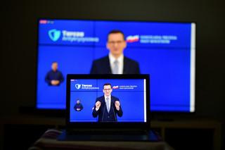 Morawiecki: Subwencje w ramach tarczy finansowej zaczną płynąć za 2-3 tygodnie