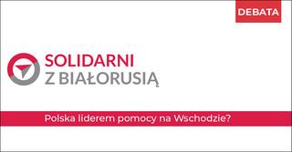 Polska nauka solidarna z białoruską rewolucją