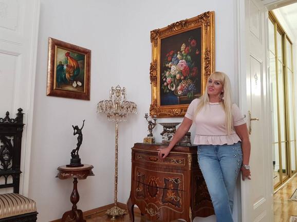 Branka Sovrlić - dom