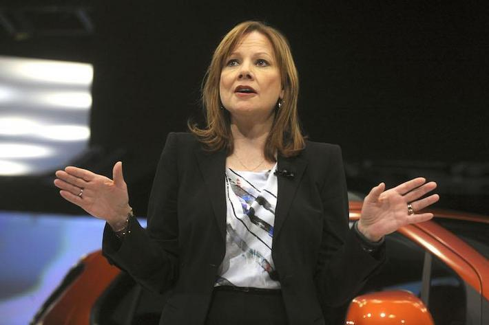 5. Mary Barra (USA)
