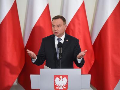 Andrzej Duda podkreśla potrzebę napisania nowej konstytucji